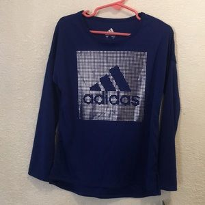 Adidas Climalite Long Sleeve